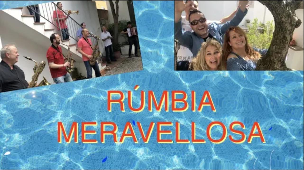 RÚMBIA MERAVELLOSA - ORQUESTRA MARAVELLA