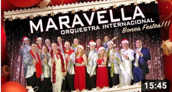 Resum Espectacle Un Nadal Meravellós 2019